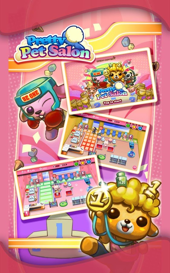 Pretty Pet Salon - screenshot