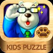 Kids Puzzle:Social