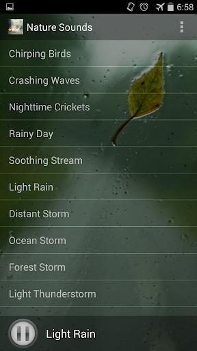 玩健康App|Nature Sounds免費|APP試玩