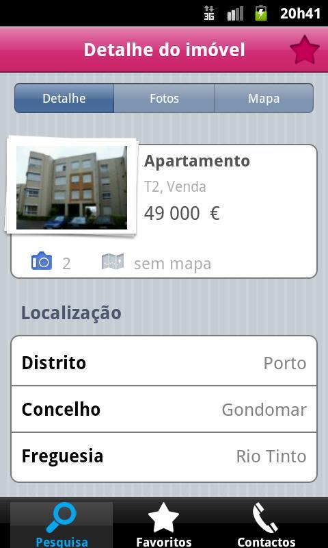 M Imóveis - screenshot