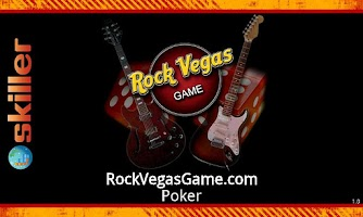Screenshot of RVG Poker - Skiller