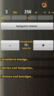 GC Babble Outdoor-Navigation- screenshot thumbnail