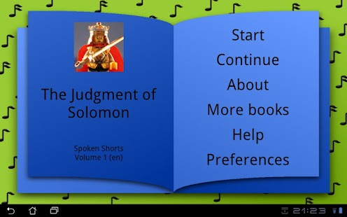 The Judgment of Solomon