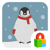 Penguin Dodol Locker Theme