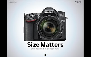Screenshot of Nikon Pro