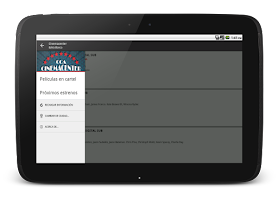 Screenshot of Cinemacenter