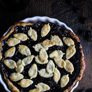 Maple Mixed Berry Pie