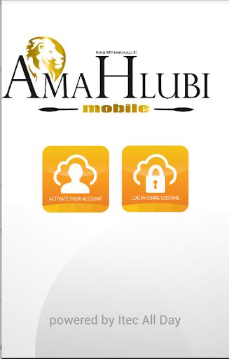 AMAHLUBI COMMUNICATOR APP
