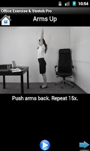 Office Exercise & Stretch- screenshot thumbnail