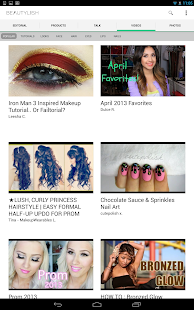 Beautylish: Makeup Beauty Tips - screenshot thumbnail