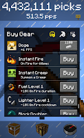 Screenshot of PickCrafter