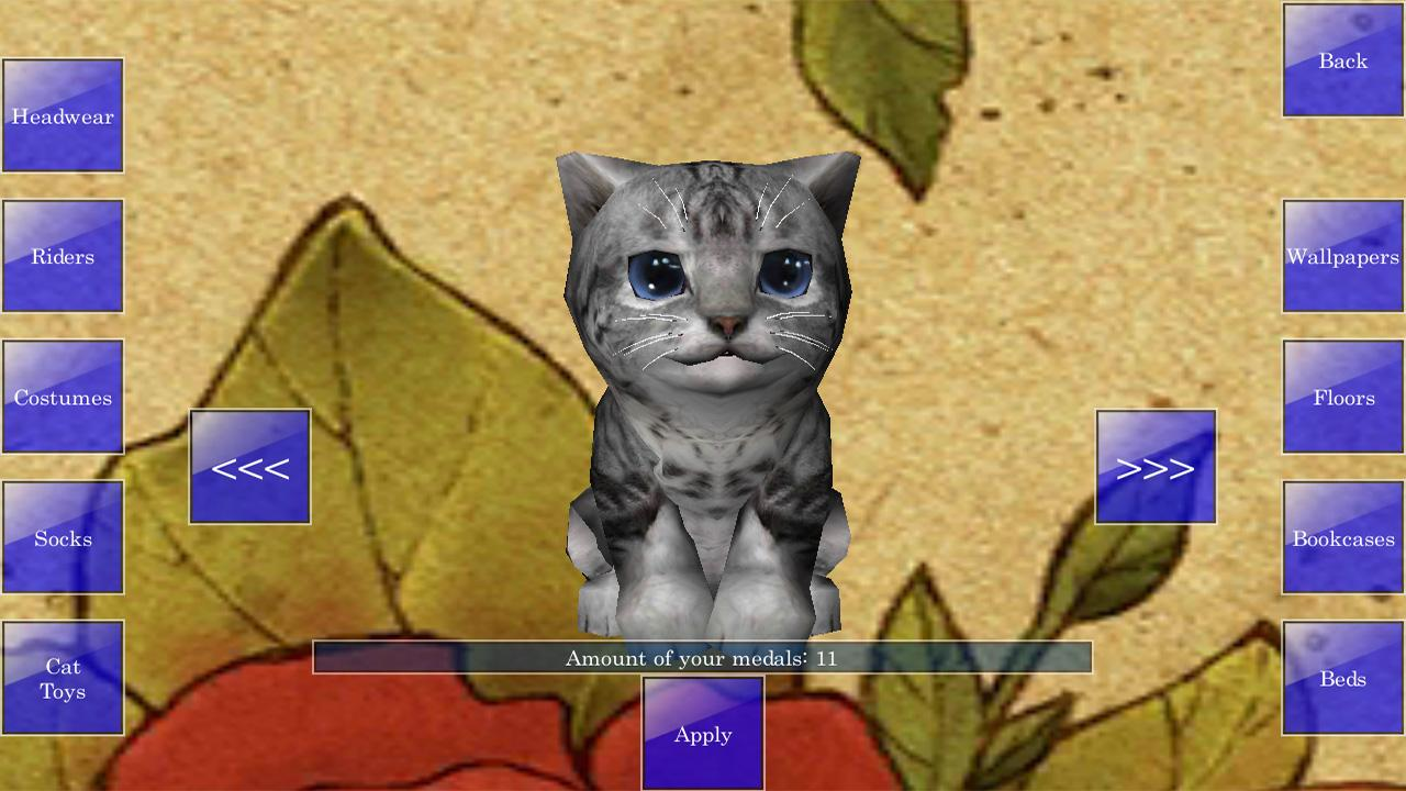 Cute Pocket Cat 3D Android Apps on Google Play