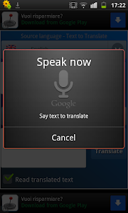 Interpreter- translator voice v2.4