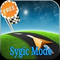 Sygic Mode icon