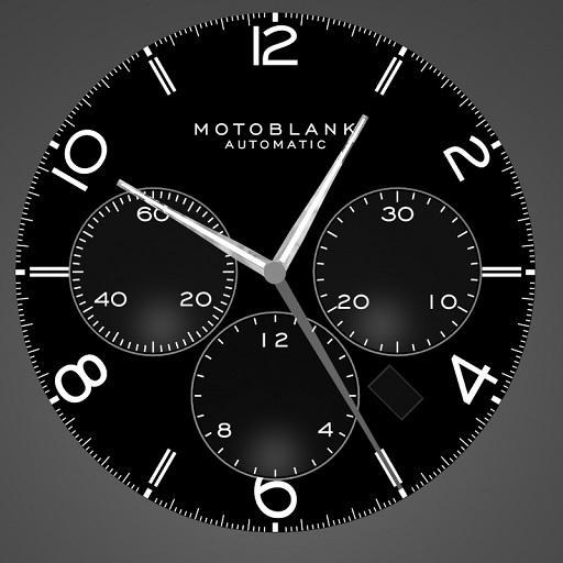 MotoBlank Facepak for Wear