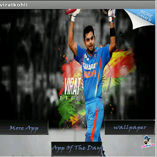 virat kohli - screenshot thumbnail