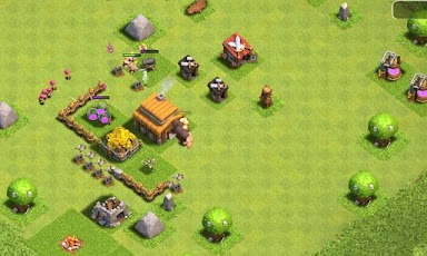 how to delete clash of clans from google play