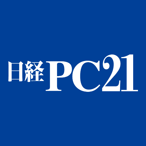 日経PC21 Digital LOGO-APP點子