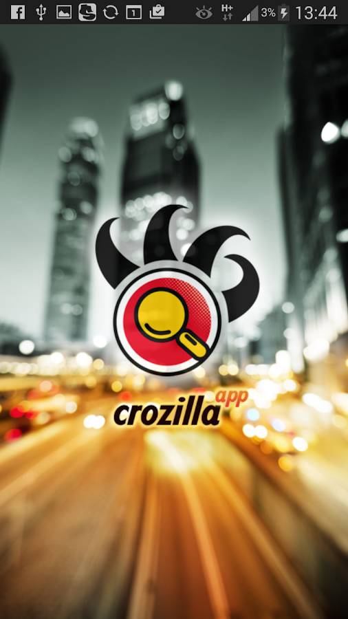 Crozilla- screenshot
