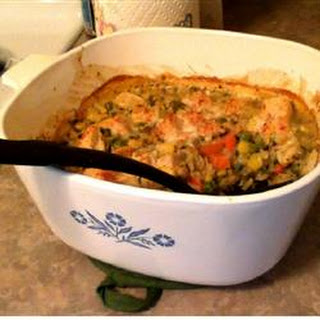 Healthy Chicken And Rice Bake Recipes.