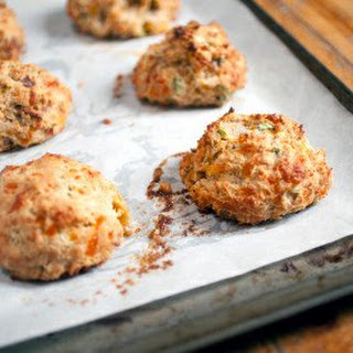 Warm, Soft, Easy Cheesy Biscuits