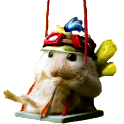 Funny Hamster Pilot Widget logo