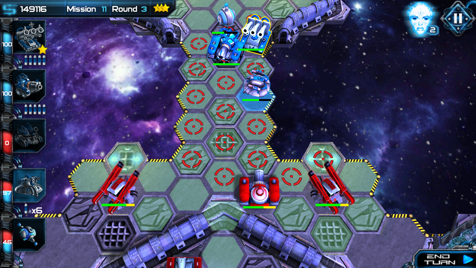 Cosmo Battles - screenshot