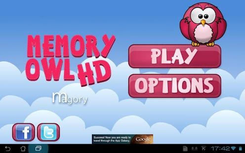 Memory Owl HD - screenshot thumbnail