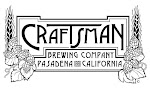 Logo for Craftsman Brewing Company