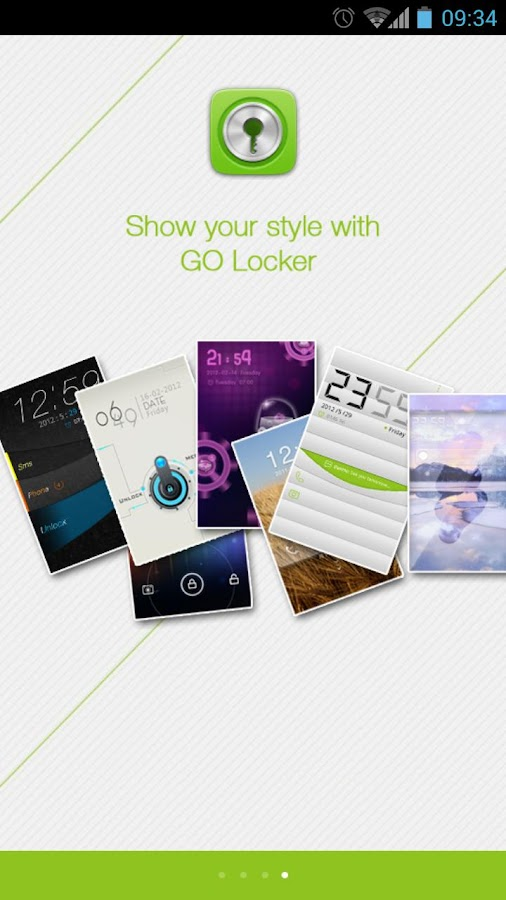 GO Locker Pro - screenshot