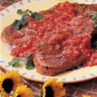 Zippy Swiss Steak.