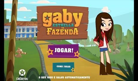 Gaby Estrella na Fazenda Screenshot 17