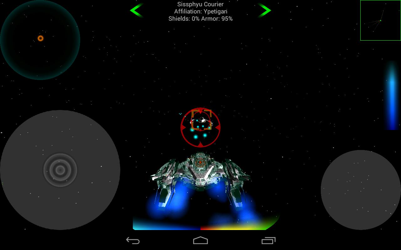 Sic Semper - screenshot