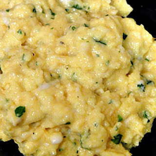 Scrambled Eggs Magda.