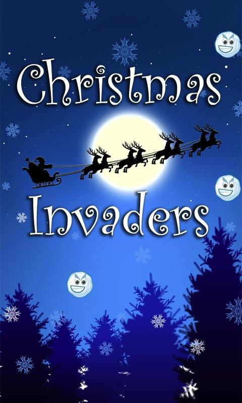 Christmas Invaders - screenshot