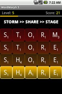 Rainbow Words- screenshot thumbnail