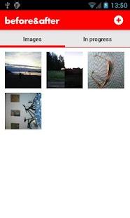 Before & After - Photo Merger- screenshot thumbnail