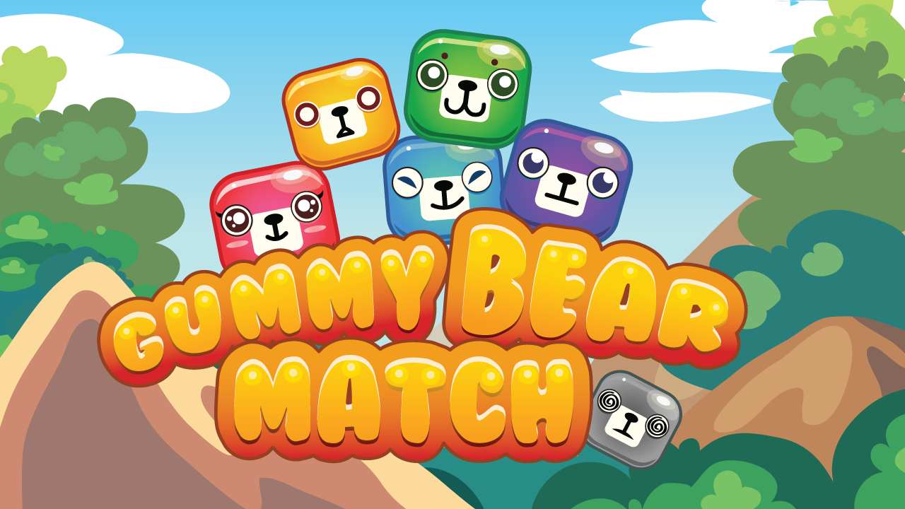 Gummy Bear Match- screenshot
