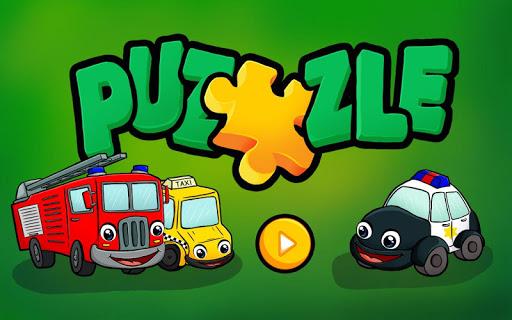 Puzzle - Vehicles
