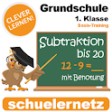 Grundschule 1. Klasse -Rechnen icon