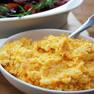 Carrot and Parsnip Mash