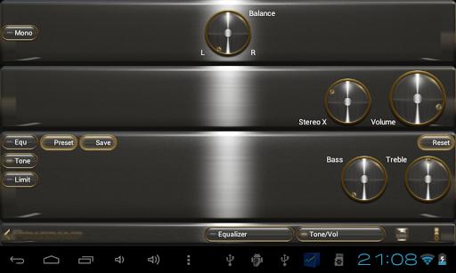 玩免費音樂APP|下載金プラチナ poweramp 皮膚 app不用錢|硬是要APP