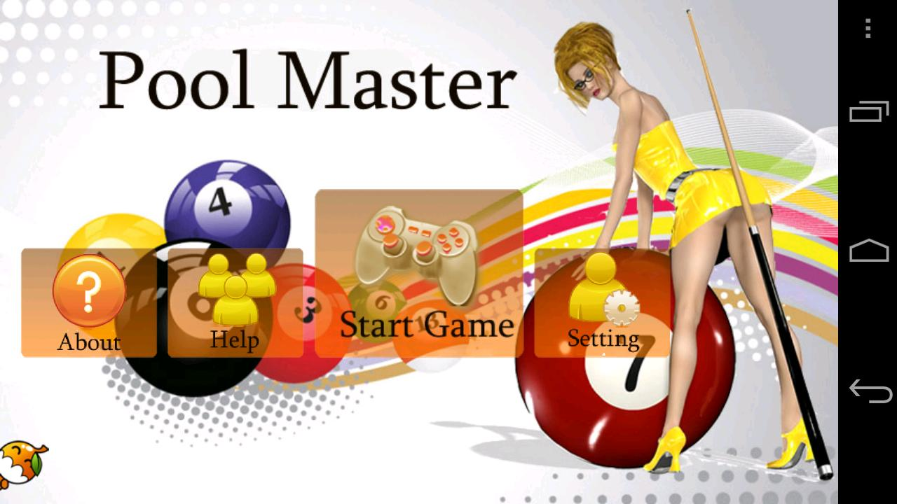 Pool Master Pro - screenshot