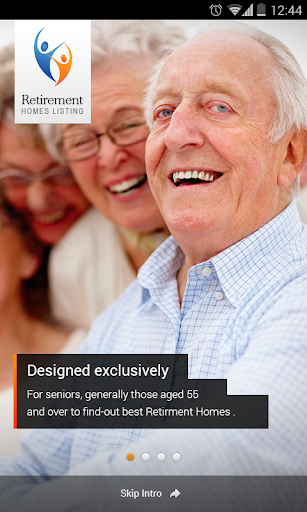 Retirement Homes Listing