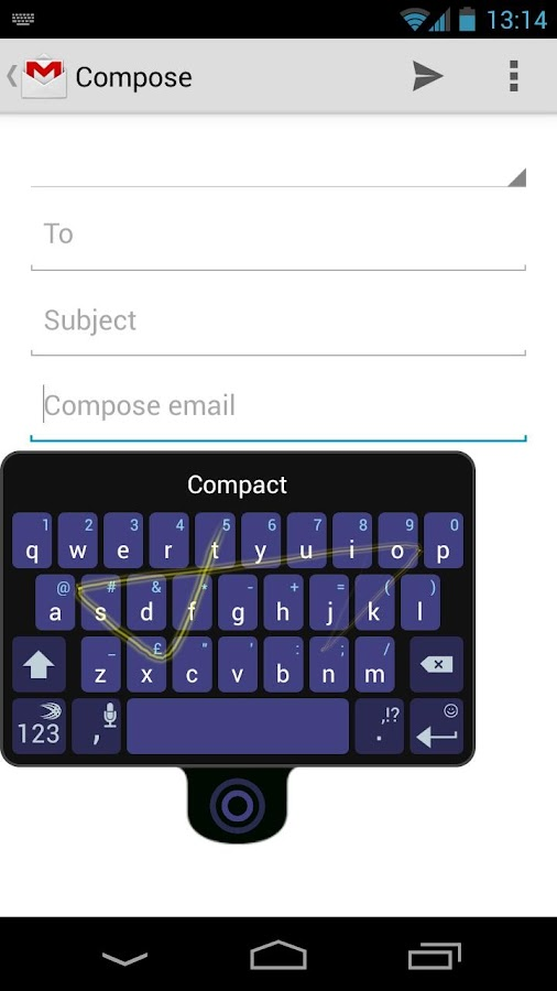 SwiftKey Keyboard - screenshot