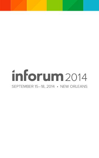 Inforum 2014