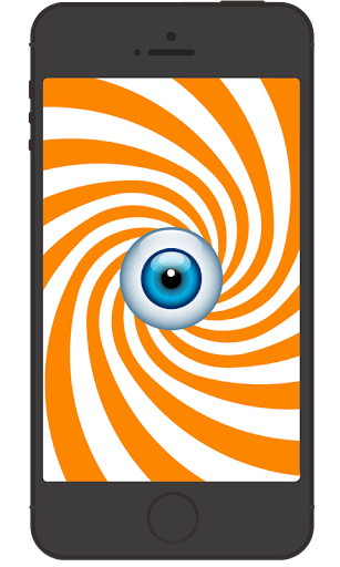 Hypnosis Simulation with Sound