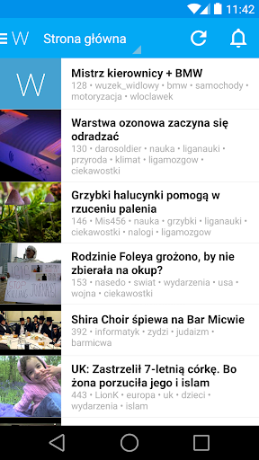 Wykop for Android