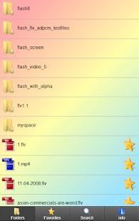 MP4 HD FLV Video Player- screenshot thumbnail
