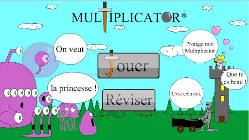 Multiplicator Multiplication